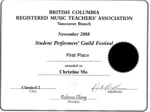 festival certificate 3 1