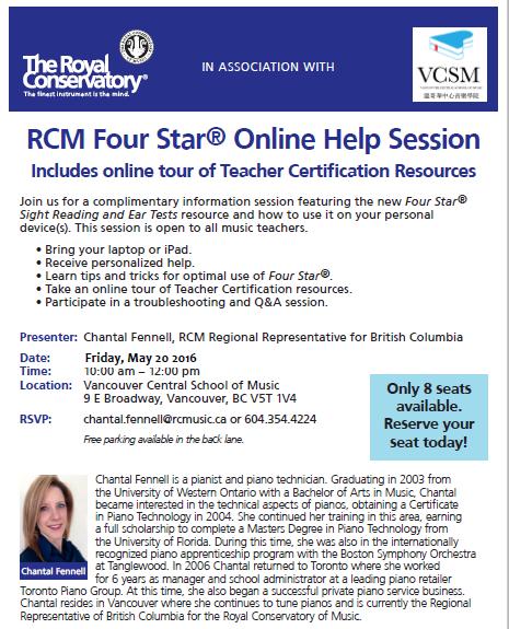 RCM workshop